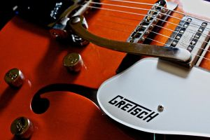 Gretsch Electric guitar by EpoKrhcp