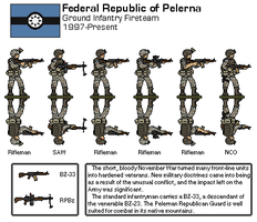 Pelernan Ground Infantry by Another-Eurasian