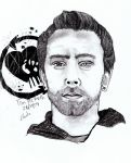 Tim McIlrath by marui