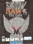 Shadowhawk Video Game Boxart. by Rock-Raider