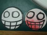 Button designs by stickmanartist