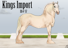 #57 Kings Import by emmy1320