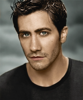 Jake Gyllenhaal Colorize by Wapfje