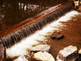 Mini Spillway by livinglove99