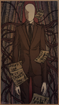 Slender Man by relssaH
