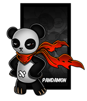 Pandamon by GamistTH