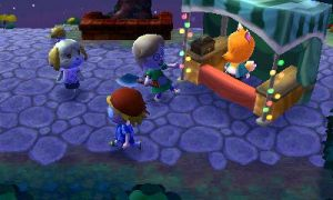 Animal Crossing_New Leaf_trying to get_someone by LordVaatiXsis