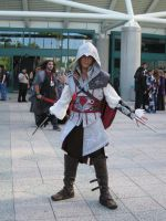 Ezio by DarkLordHappyPants