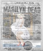 Marilyn Monroe's Death. by redstainedeyes--