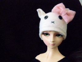 My bjd hat by Feeisms