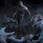 Riddick - Rule the Dark by FoxHound1984