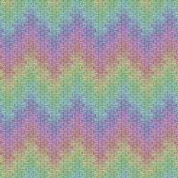 Prism Arrow String Pattern by Humble-Novice