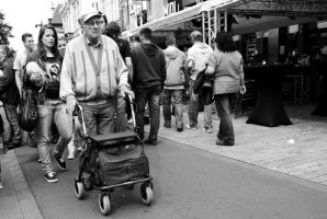 Never too old to... ? by steppeland