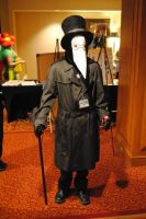 Plague Doctor Cosplay by JoeZep5