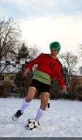 Zoro - Soccer Special by Berry-Cosplay