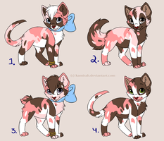 Kitten Creator Adobtables by Bubbletea-Coyote