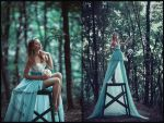 blue fairy by chervona