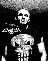 The Punisher - Me by BIG-D-ARTiZ