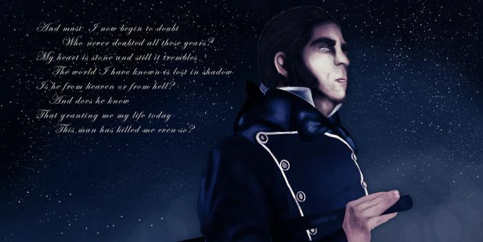 Javert's Soliloquy by CharsFX