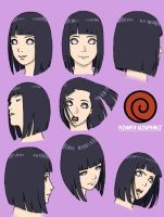 Hinata Uzumaki by Misted-Reality