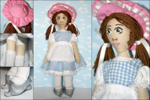 Dorothy of Oz by steeerne