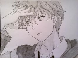 Akise Aru. by ADFlowright