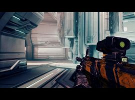 Halo 4: Come out Wherever You are by purpledragon104