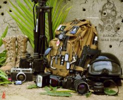 WAR PHOTOGRAPHER by faizan47