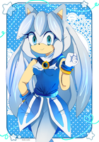 Silvia the hedgehog by koda-soda