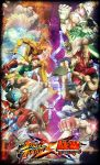 Street Fighter x Tekken by FARetis