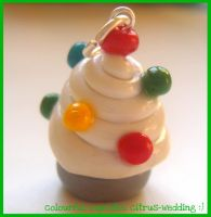 colourful cupcake by citruscouture