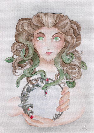 The Gorgon Medusa