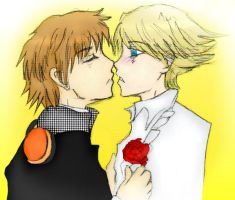 Persona 4 lol gay spoilers by ChildoftheMoor