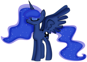 I am the princess of the night by pintara