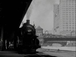 Arriving Chicago, 1929 by PRR8157