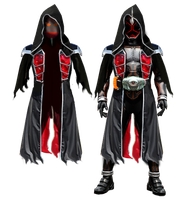 Kamen Rider Ghost - Wizard Damashi by tuanenam
