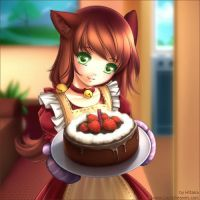 Birthday Cake by Hitana