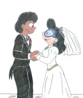 Wedding Gerald and Phoebe by Jose-Ramiro