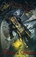 Adler's Watch- i3cover- color by AnnaMariaBryant