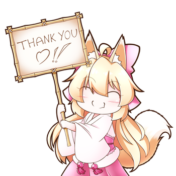 Tapas Subscriber Thank You by kyddstatic