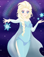 The Cold Never Bothered Me Anyways by Queen-Of-Cute