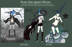 before and after BRS by reyokk
