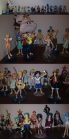 My One Piece Toys by ZeroBR