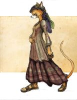 Mayflower - Concept sketch 03 by TheLivingShadow