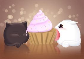 Cup Cake Party by Ori06