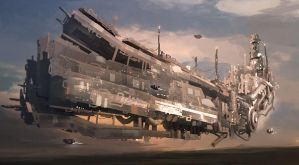 Superdestroyer speedpaint by Tryingtofly