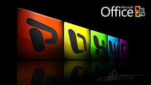 CS4 Icons - Office - Light by technia
