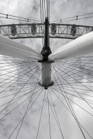 London Eye 2 by LyndaWithaWhy