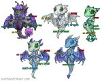 much badges. wow by The-SixthLeafClover