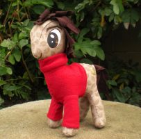 Carl Sagan pony, view 2 by joitheartist